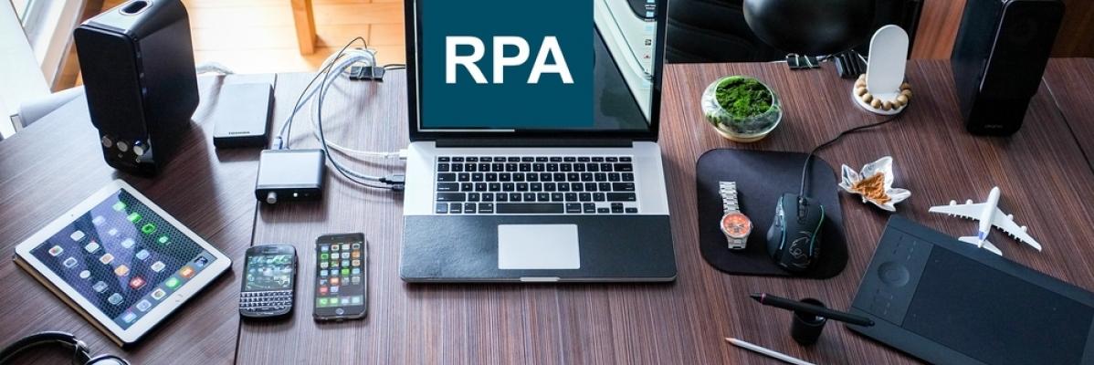 Comment la RPA augmente la productivité