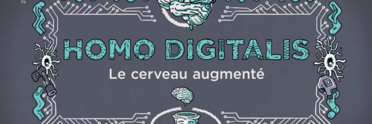 Le cerveau augmenté - Homo digitalis | ARTE